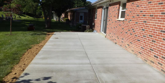 Concrete Patio Gallery