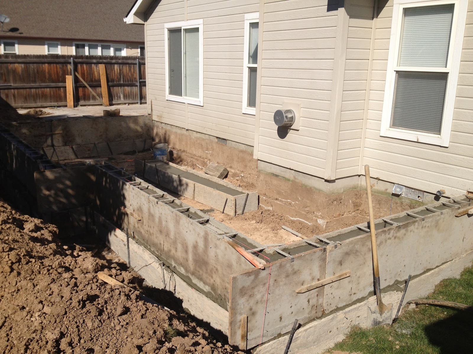Expert quality built concrete foundations buchheit for Which cement is best for foundation