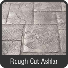Rough Cut Ashlar Stamped Concrete